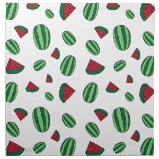 Watermelon Pattern Napkin