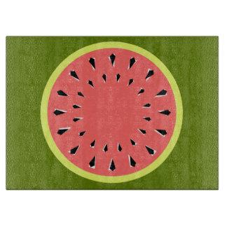 Watermelon Pink cutting board