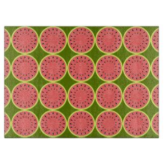 Watermelon Pink Multi cutting board