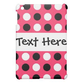 Watermelon Polka Dots iPad Mini Cover