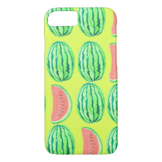 watermelon red delicious iPhone 7 case