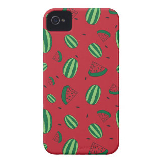 Watermelon Red Pattern iPhone 4 Cover