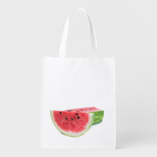 Watermelon Reusable Grocery Bag
