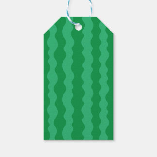 Watermelon Rind Gift Tags