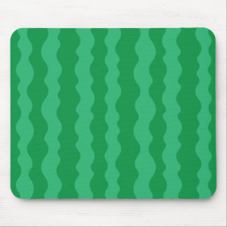 Watermelon Rind Mouse Pad