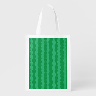 Watermelon Rind Reusable Grocery Bag