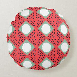 Watermelon Round Round Pillow