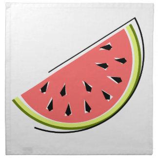 Watermelon Slice  napkins cloth