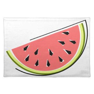 Watermelon Slice placemat cloth