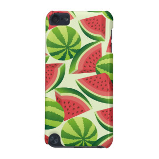 Watermelon slice seamless background iPod touch 5G cover