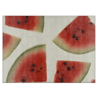 Watermelon Slices Cutting Board