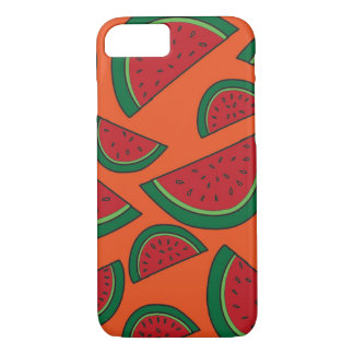Watermelon Slices iPhone 7 Case