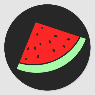 Watermelon Sticker (DARK)