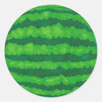 Watermelon Sticker (set of 20)