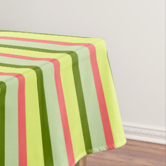 Watermelon Stripe Classic tablecloth