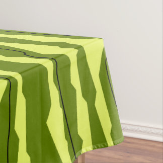 Watermelon Stripe tablecloth