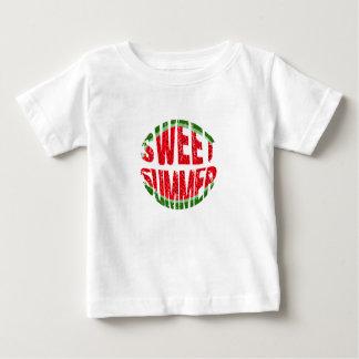 Watermelon - sweet summer baby T-Shirt