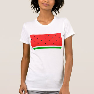 Watermelon t-shirt for women.