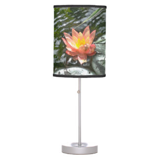 Watermelon Water Lily Lamp