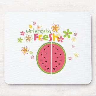 Watermelon Watermelon Fruit Sweet Health Fresh Mouse Pad