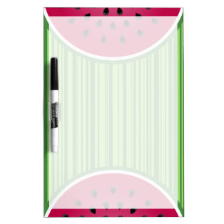 Watermelon Wedgies Dry Erase Board