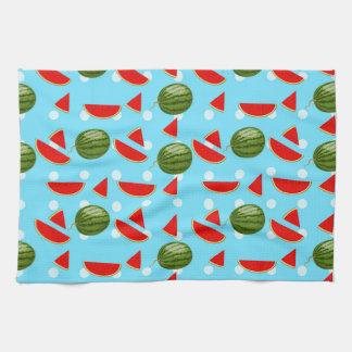 Watermelon With Slice Kitchen Towel