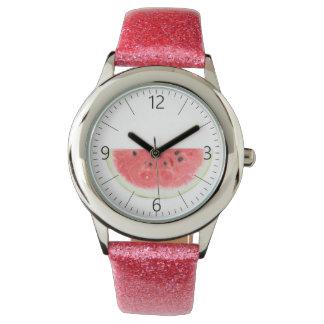 Watermelon Wrist Watch
