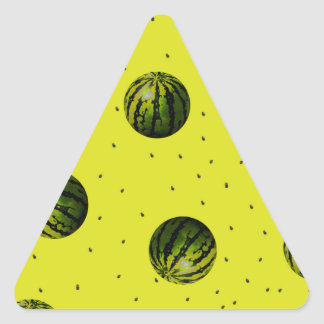 watermelons and seeds products stickers