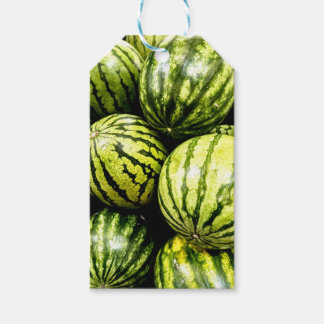 Watermelons Gift Tags