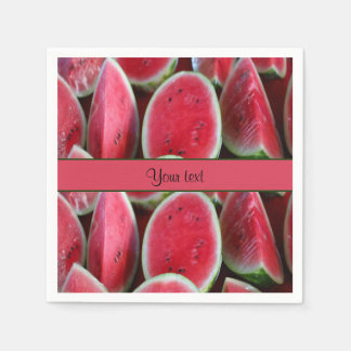 Watermelons Paper Napkin