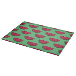 Watermelons Pattern Cutting Board