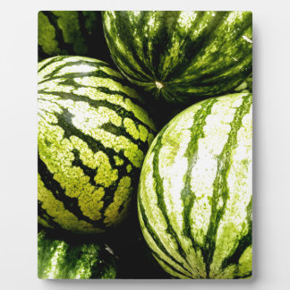 Watermelons Plaque