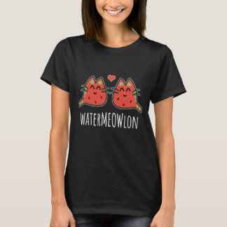Watermeowlon - Cute Cat Shirt