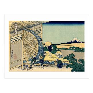 Watermill at Onden Postcard