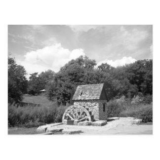 Watermill Postcard