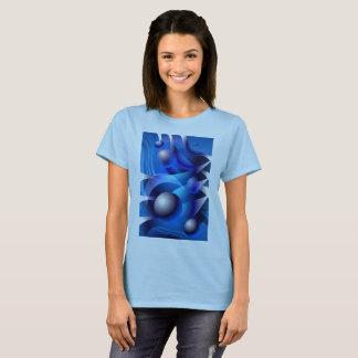 WATERMOON Abstract Art #06 T-Shirt