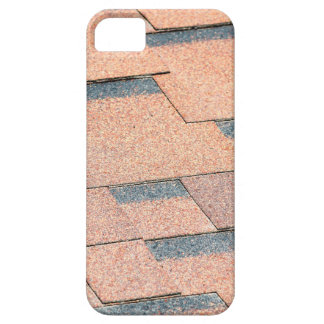 Waterproof fragment of a covering of a roof iPhone 5 cases