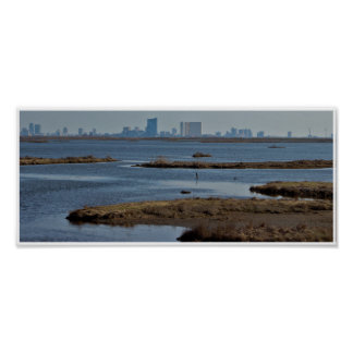 Waterscape Photo Poster