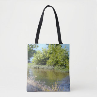Waterscape Reflections Tote Bag