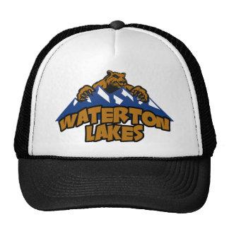 Waterton Lakes Bear Mountain Trucker Hat