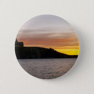 Waterton Lakes National Park Canada 2 Inch Round Button