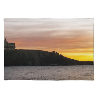 Waterton Lakes National Park Canada Placemat