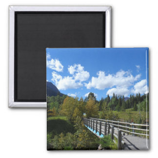 Waterton Lakes National Park Fridge Magnet