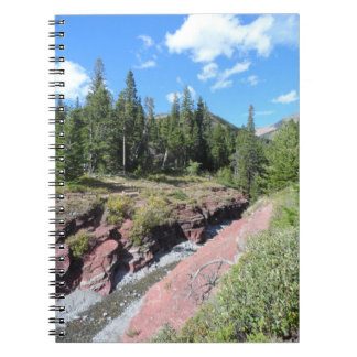 Waterton Lakes National Park Spiral Note Books