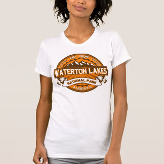 Waterton Lakes Pumpkin T-Shirt