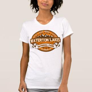 Waterton Lakes Pumpkin Tee Shirts