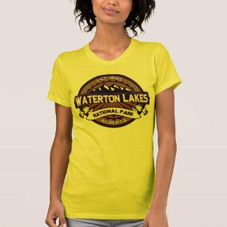 Waterton Lakes Vibrant Logo T-Shirt