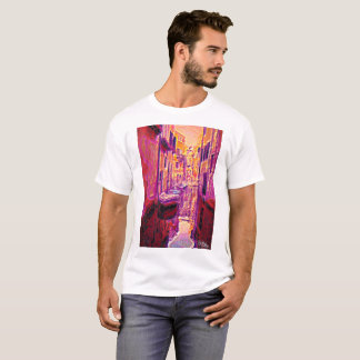 waterway_in_Venice T-Shirt