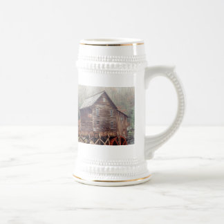 Waterwheel Beer Stein