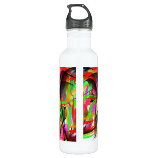 Watery faces 710 ml water bottle